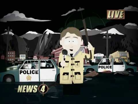 Southpark - We are just reporting it