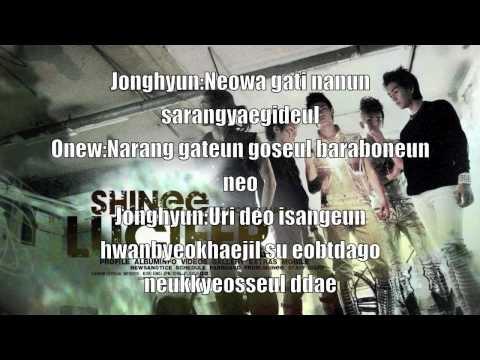 SHINee-Lucifer+Lyrics