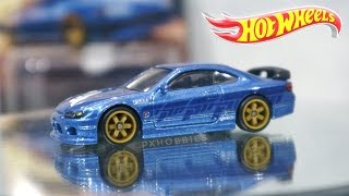 THE BEST HOTWHEELS 2018 - NISSAN SILVIA S15 - RETRO ENTERTAINMENT FORZA MOTORSPORT