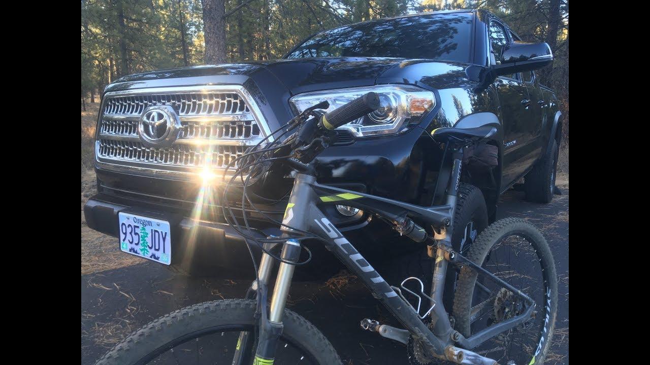 tacoma bike rack options