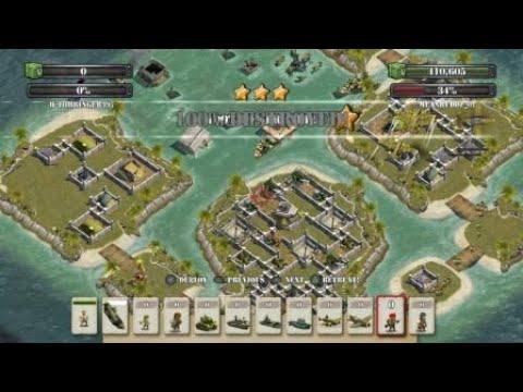 Battle Islands Rocket Down Lol