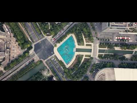 DJI Mavic Pro - Suzhou China aerial view