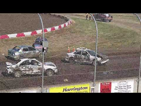 Trash Cars A-Main 2018