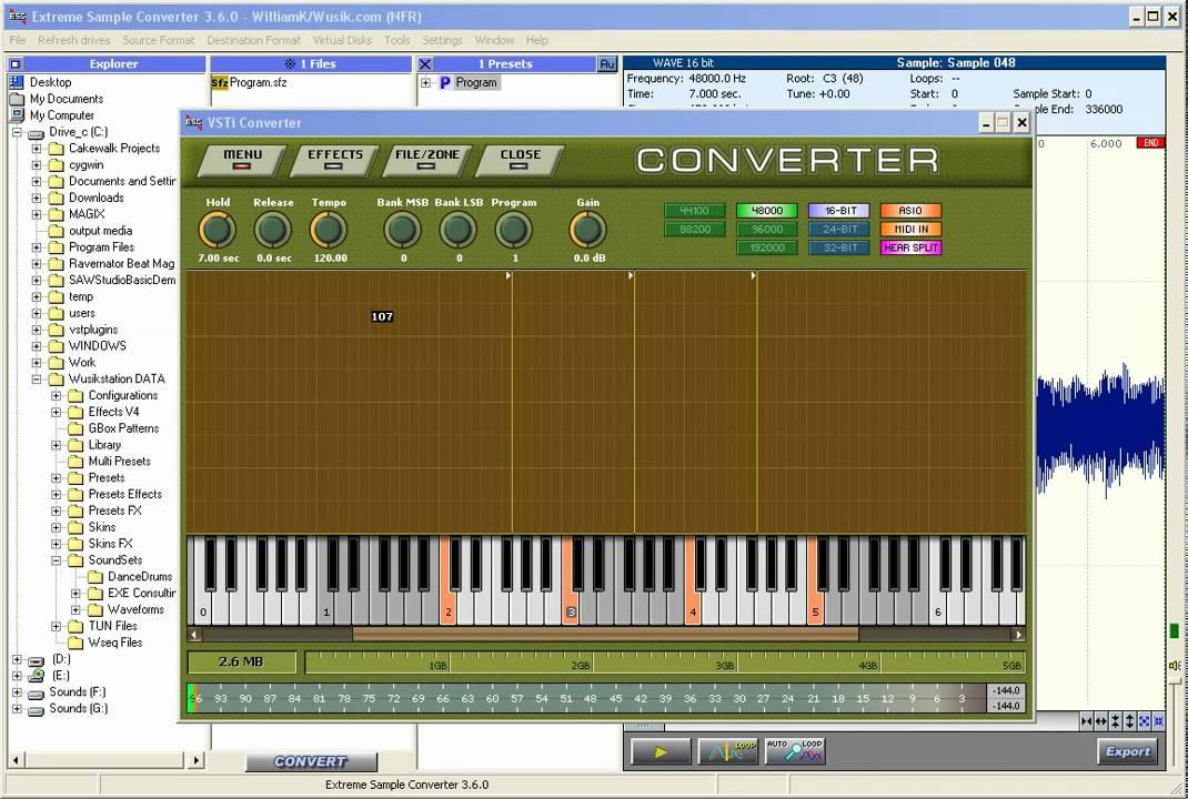 Extreme sample converter 3.5.9 air - keynistlovors's blog