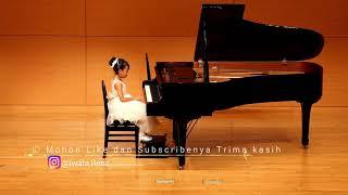 ANAK TK DI JEPANG  SHOW PIANO  - RENA