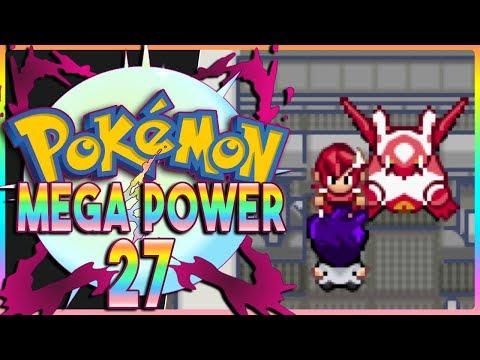 Pokemon Mega Power ( Rom Hack ) Part 27 To Lande Skyscraper!  - Gameplay Walkthrough