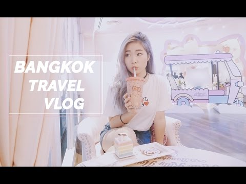 BANGKOK TRAVEL VLOG 2016 (PART I) | #JTXBANGKOK