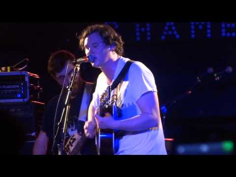 Twin Size Mattress The Front Bottoms@Chameleon Club Lancaster, PA 11/16/13