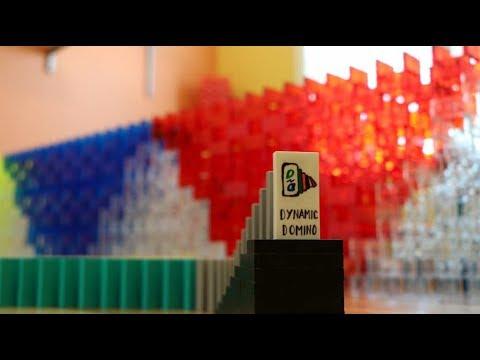 DIVERSE DOMINO DISARRAY 2.0 (15,000 Dominoes)
