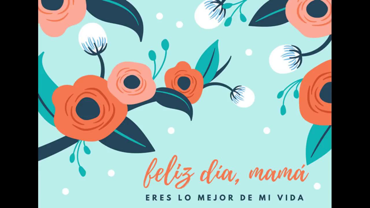 Tarjetas Para El Día De La Madre Listas Para Imprimir Crea Tus Propios Diseños Sencillo Y Fácil
