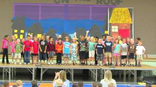 Kinder Graduation Song (Tune to Love & Marriage)