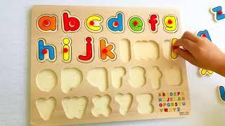Учим Английский язык   Учим Буквы от A до Z Английского Алфавита