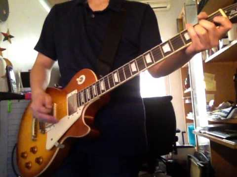 Oasis-Champagne Supernova Guitar Cover