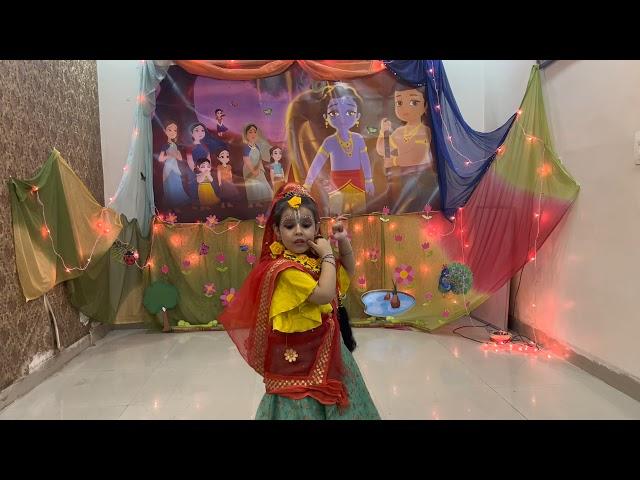 Performance on Suno Suno Sanware Ki Bansi Hai Baaji
