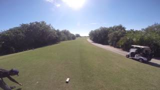 "#TruckLifeTv Danny on the tee box ""Habitat Golf Course"""