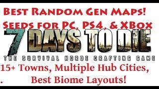 7 days to die map videos 7 days to die map clips