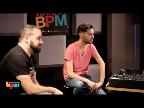 יצירה והפקת היפ הופ - סדנת אמן עם ירדן ג'ורדי פלג Jordi Peleg במכללת BPM