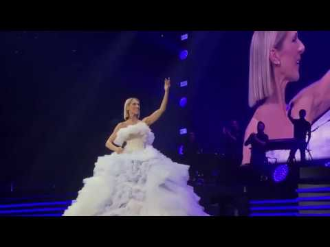 Celine Dion - Imagine (Brooklyn, 2/29/2020)