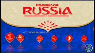 PES JOGRESS V4 FIFA WORLD CUP RUSIA 2018 EDITION - Game PPSSPP