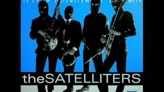 THE SATELLITERS - wylde knights of action! - FULL ABUM