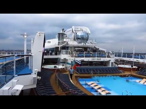 Tour of Anthem of the Seas