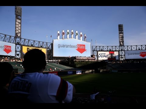 U.S. Cellular Field, Home Of The White Sox, To Become Guaranteed Rate Field