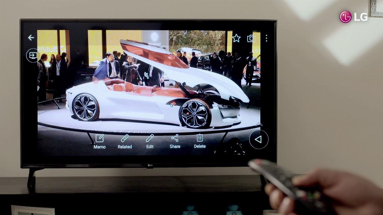 LG 165 cm (65 inch) 4k Ultra HD LED Smart TV (65SK8500