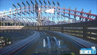 iron fury rmc topper planet coaster
