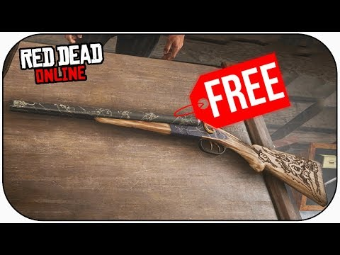 How To Claim Your FREE Holiday Gifts In Red Dead Online!