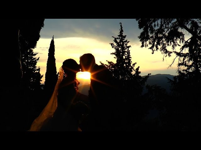 Βαγγέλης & Αφροδίτη και η βάπτιση του Νικολάκη στα Αμπελάκια Λάρισσας