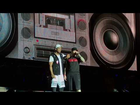 Eminem  Love the Way You Lie Reading Festival 2017 ePro exclusive