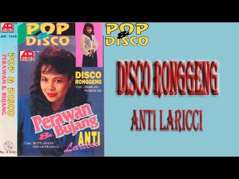 ANTI LARICCI - DISCO RONGGENG
