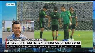 Penjualan Tiket Jelang Duel Timnas Indonesia Vs Malaysia