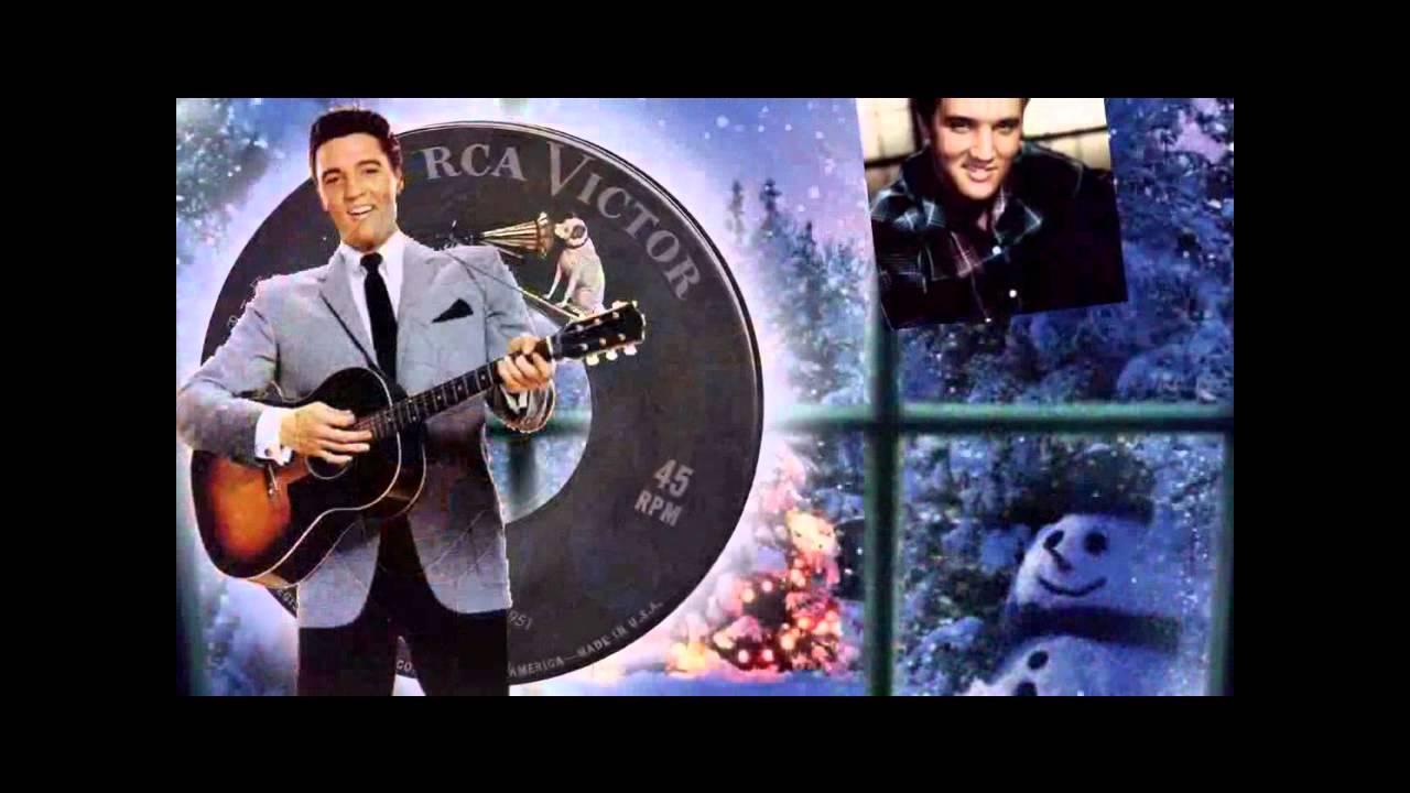 BLUE CHRISTMAS (ELVIS VERSION) - YouTube