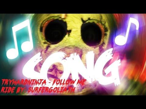 [AudioSurf] Fnaf 3 TryHardNinja - Follow me Difficult: Elite [Download Mp3]