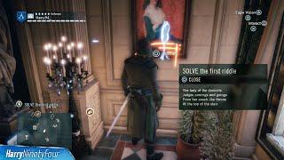 Assassin's Creed Unity - Nostradamus Enigma Walkthrough: Mercurius