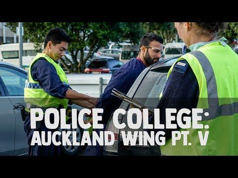New Zealand Police College 5: Defensive Tactics!