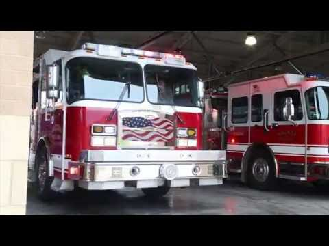 Waukee Fire Department in Action