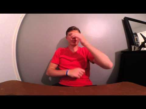 David Brandenburg- Playing Right Field- ASL Narrative