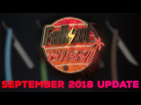 Fallout: Miami - September Progress Update