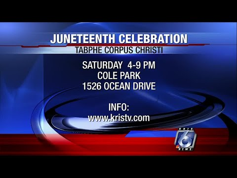 Local group commemorates Juneteenth celebration at Cole Park
