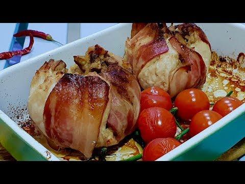 Мясные блюда на Праздничный стол. Интересный мясной рецепт на Новый год.