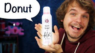 Warum riechen alle nach Donut???