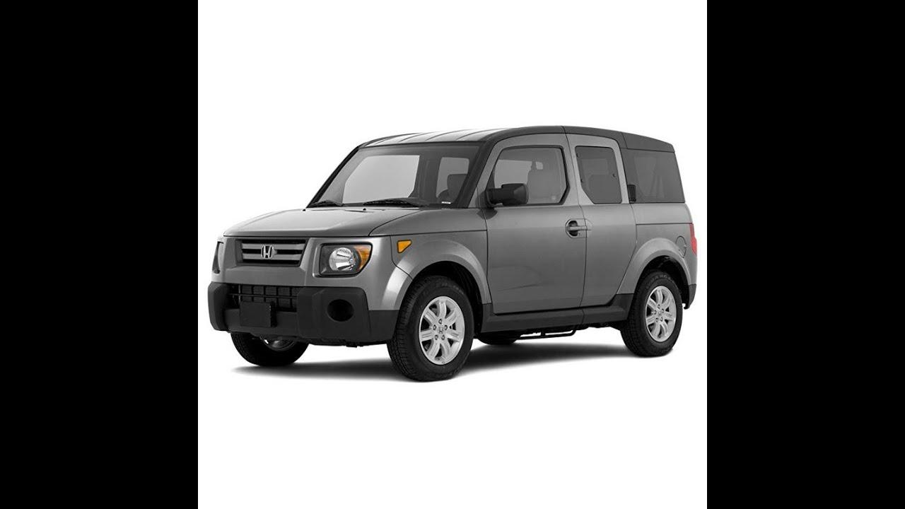 Honda Element EX - Service Manual / Repair Manual - Wiring Diagrams -  YouTube | 2005 Honda Element Headlamp Wiring Diagram |  | YouTube