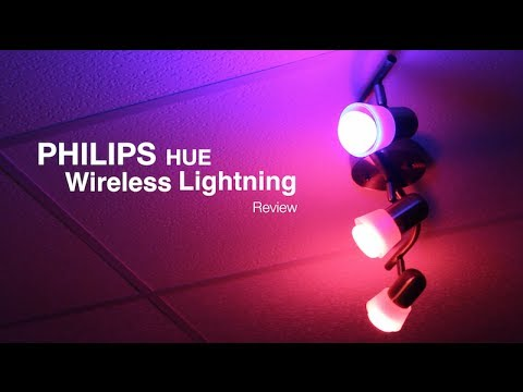 review philips hue wireless lighting hue hue disco apps youtube