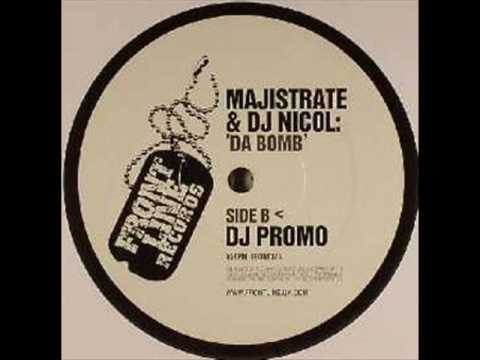 Majistrate & DJ Nicol* Majistrate & Nicol - Villainz / The Master