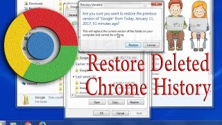 Recover deleted internet history- All responsible parents must know this.