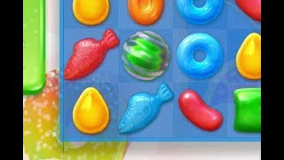 Candy Crush Jelly Saga LEVEL 221- DIFFICULT ★★★ STARS ( No boosters )