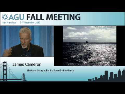 DEEPSEA CHALLENGE: New Science and Technology at Extreme Depths - 2012 AGU Fall Meeting