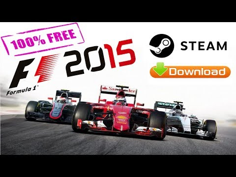 F1 2015 Free Download On Steam Now :)